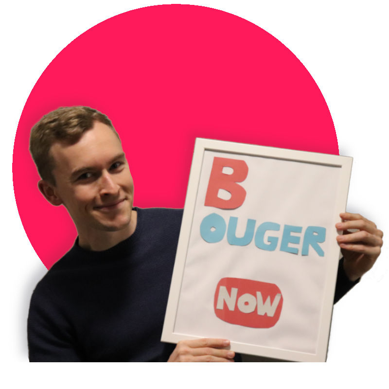 Logo Bouger Now